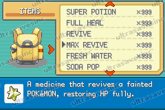 Pokemon FireRed Screenshot