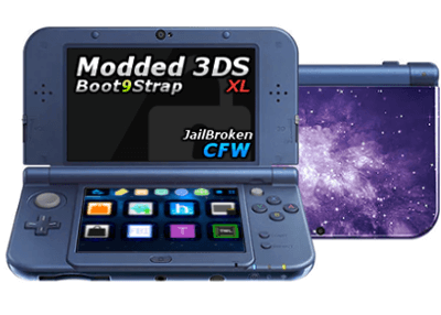 Modded 3DS